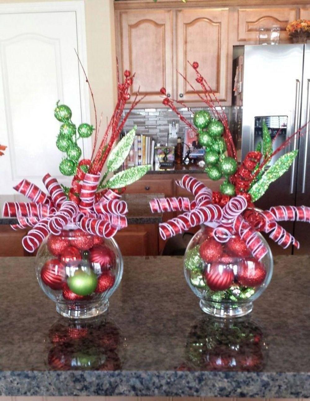 110 Christmas Homemade Decorating Ideas for Inspiration