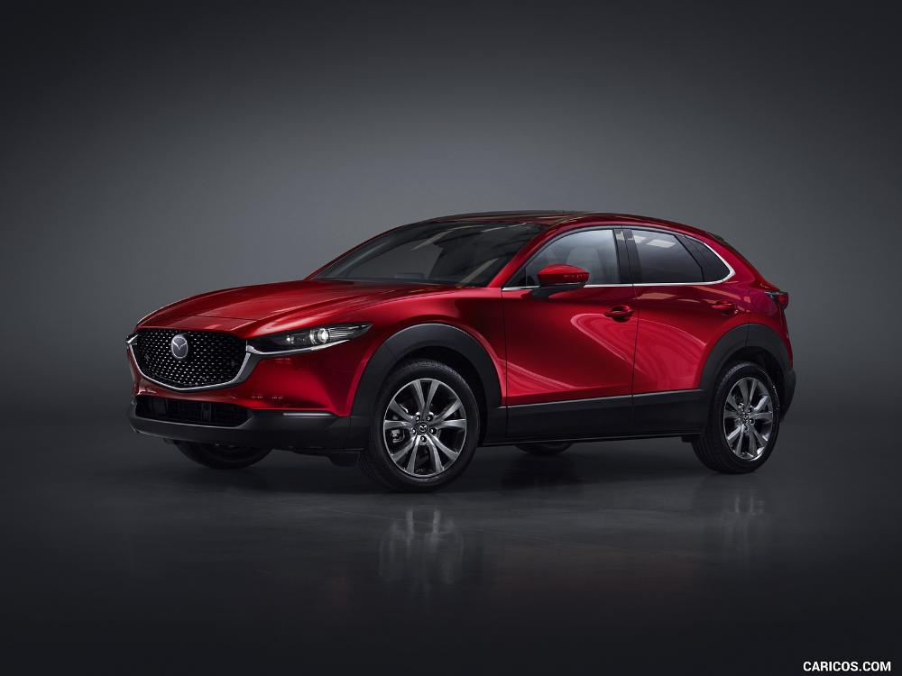 2020 Mazda Cx 30 Mazda Car Mazda Cars