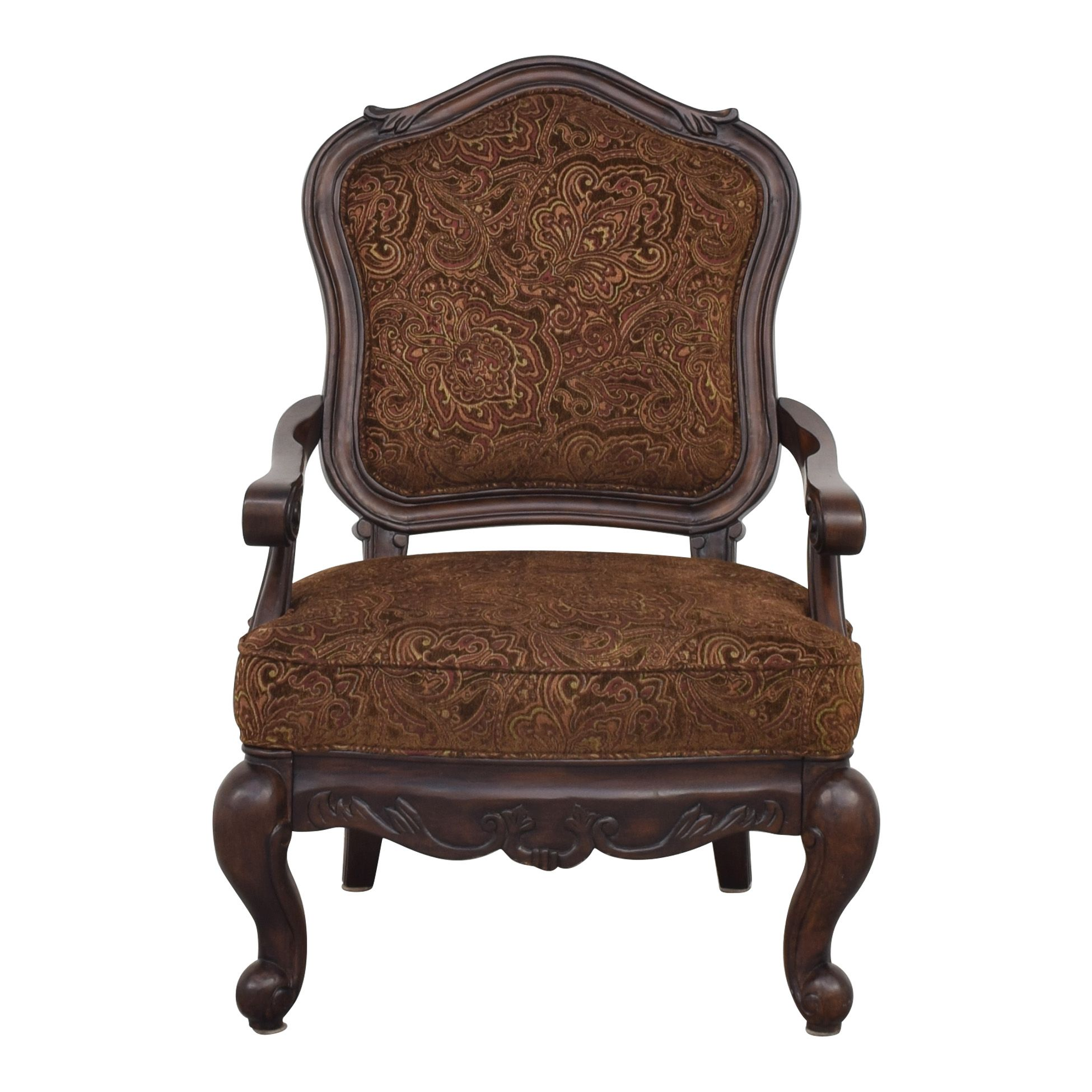 Ashley Signature North Shore Showood Accent Chair In 2020 Accent Chairs Chair Furniture