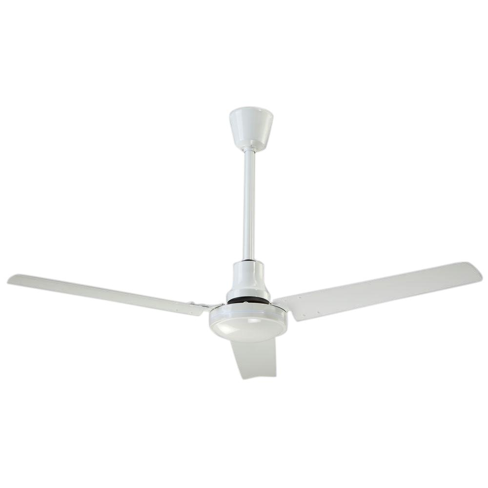 Industrial 48 In Indoor Outdoor White High Performance Ceiling