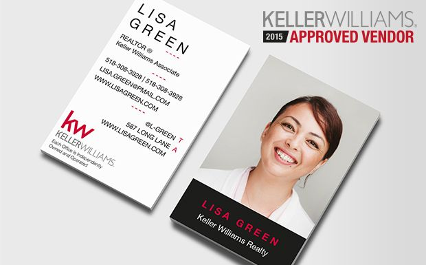 Moo Business Cards Kw Associate Business Cards Keller Williams Business Cards Real Estate Business Cards Google Business Card