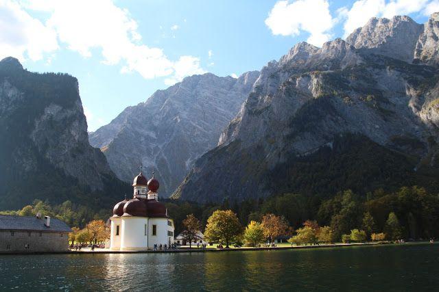 4 Freizeiten Königssee St. Bartholomä im Herbst