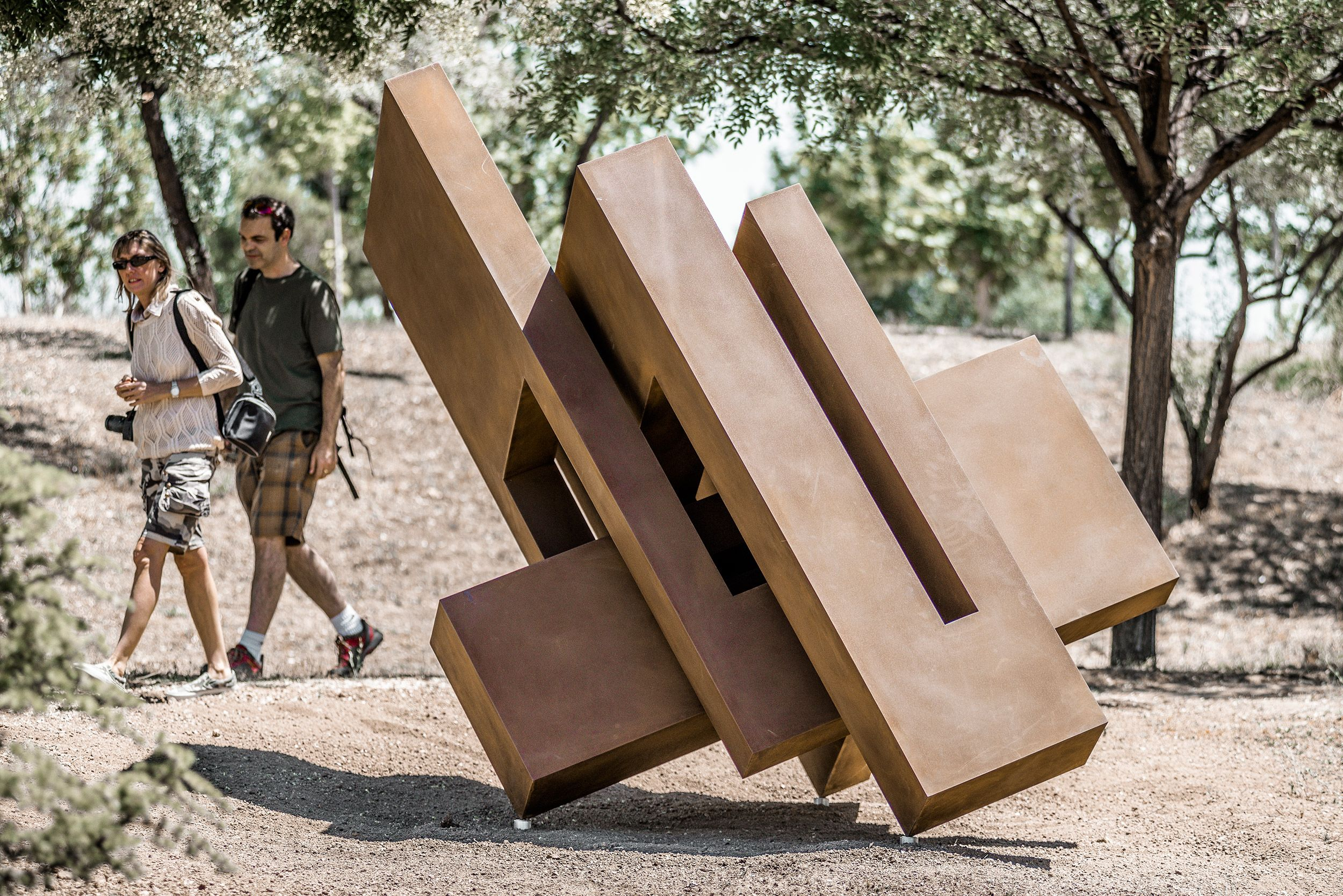 ARTURO BERNED / PIE (Parque Internacional de Esculturas)