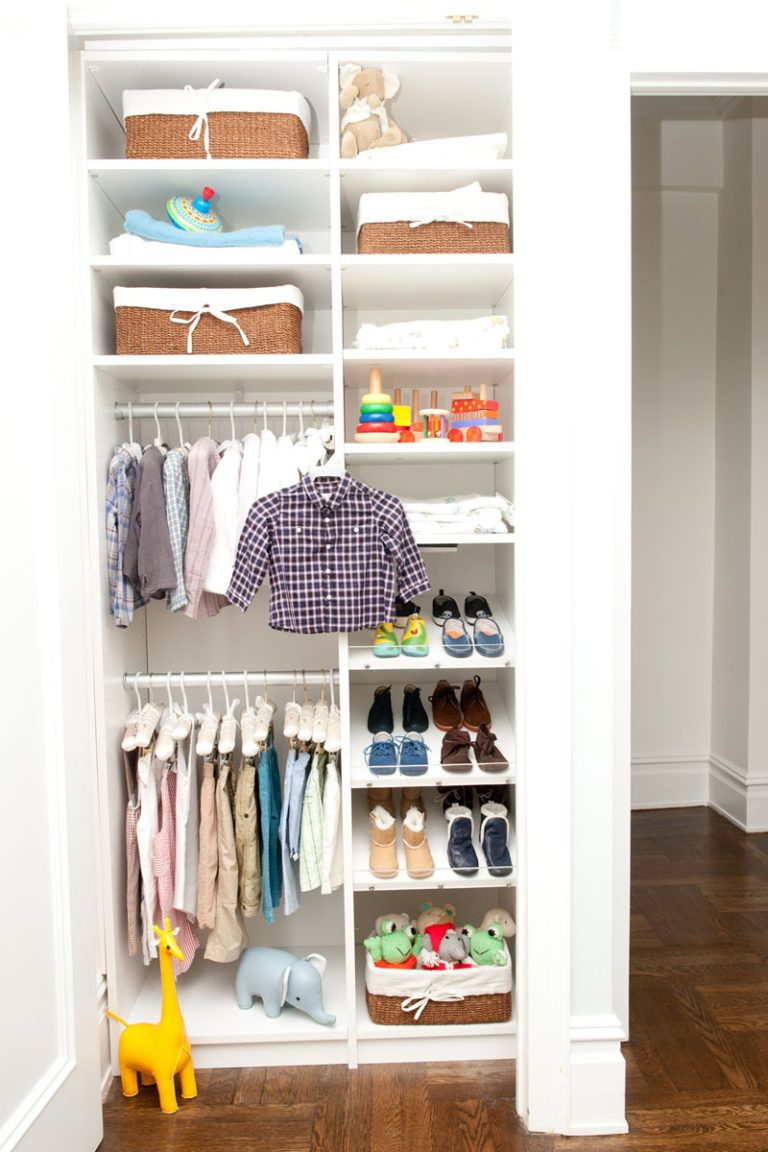 22 Closet Organization Ideas You'll Want To Steal Immediately images