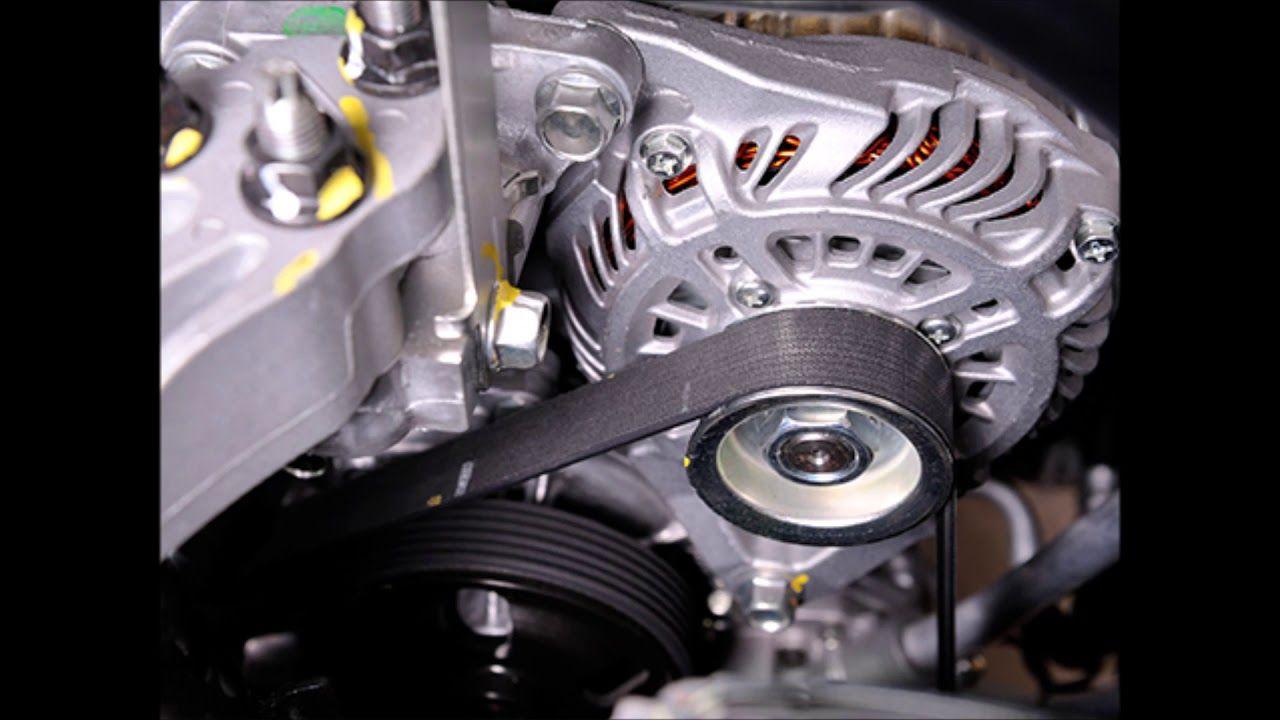 Alternator belt replacement service edinburg mission