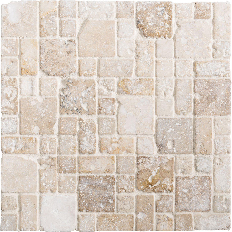 Adapte A La Douche Oui Sol Et Mur Epaisseur En Mm 10 Travertin Sol Et Mur Et Mosaique