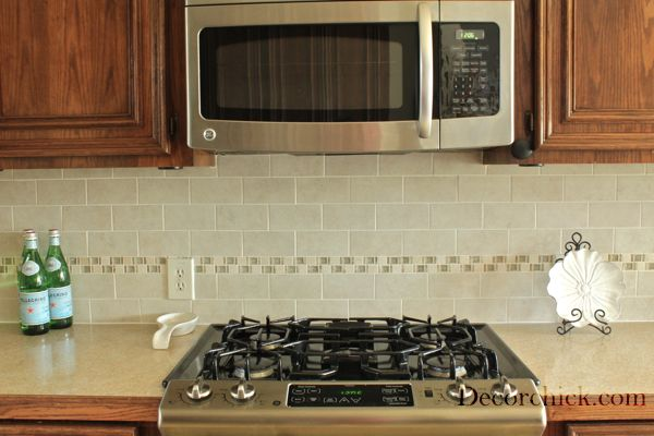 Subway Tile Backsplash Like The Tiles With Accent Tiling Want A Blue Green Color Scheme Instead