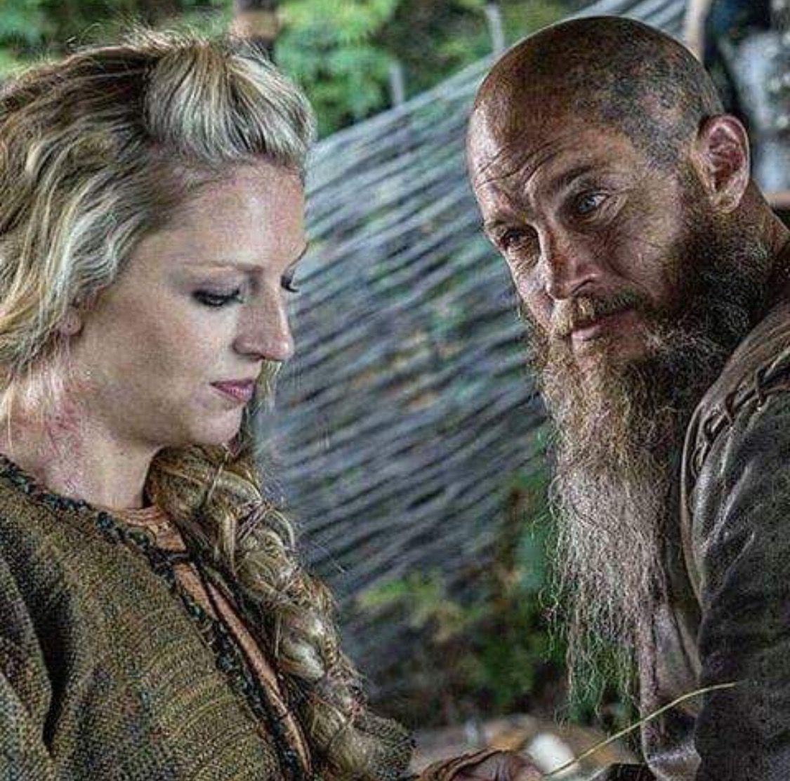Helga and Ragnar
