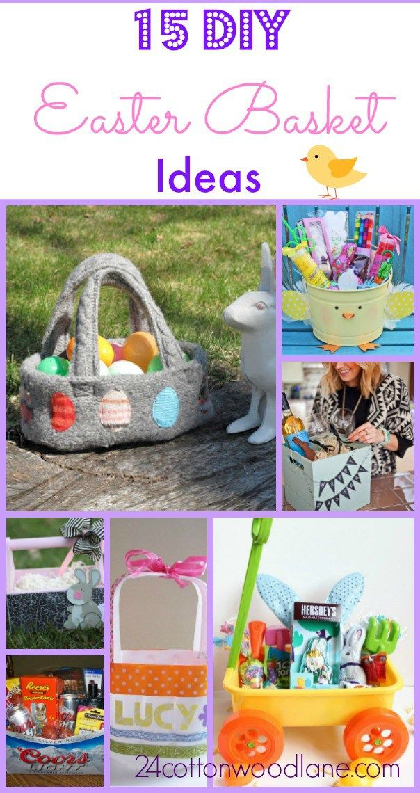 15 easter basket ideas for the whole family basket ideas easter 15 easter basket ideas for the whole family negle Images