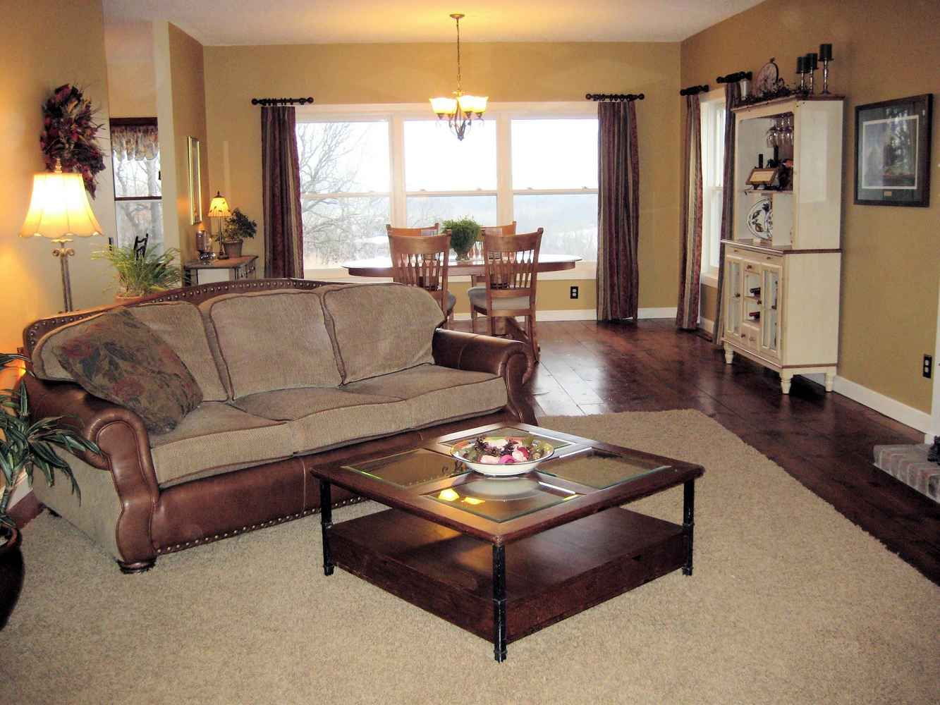 Small Living Room Limited Space Of The House With Living Room And