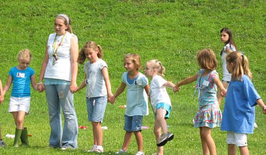 Red Rover - I remember playing this!