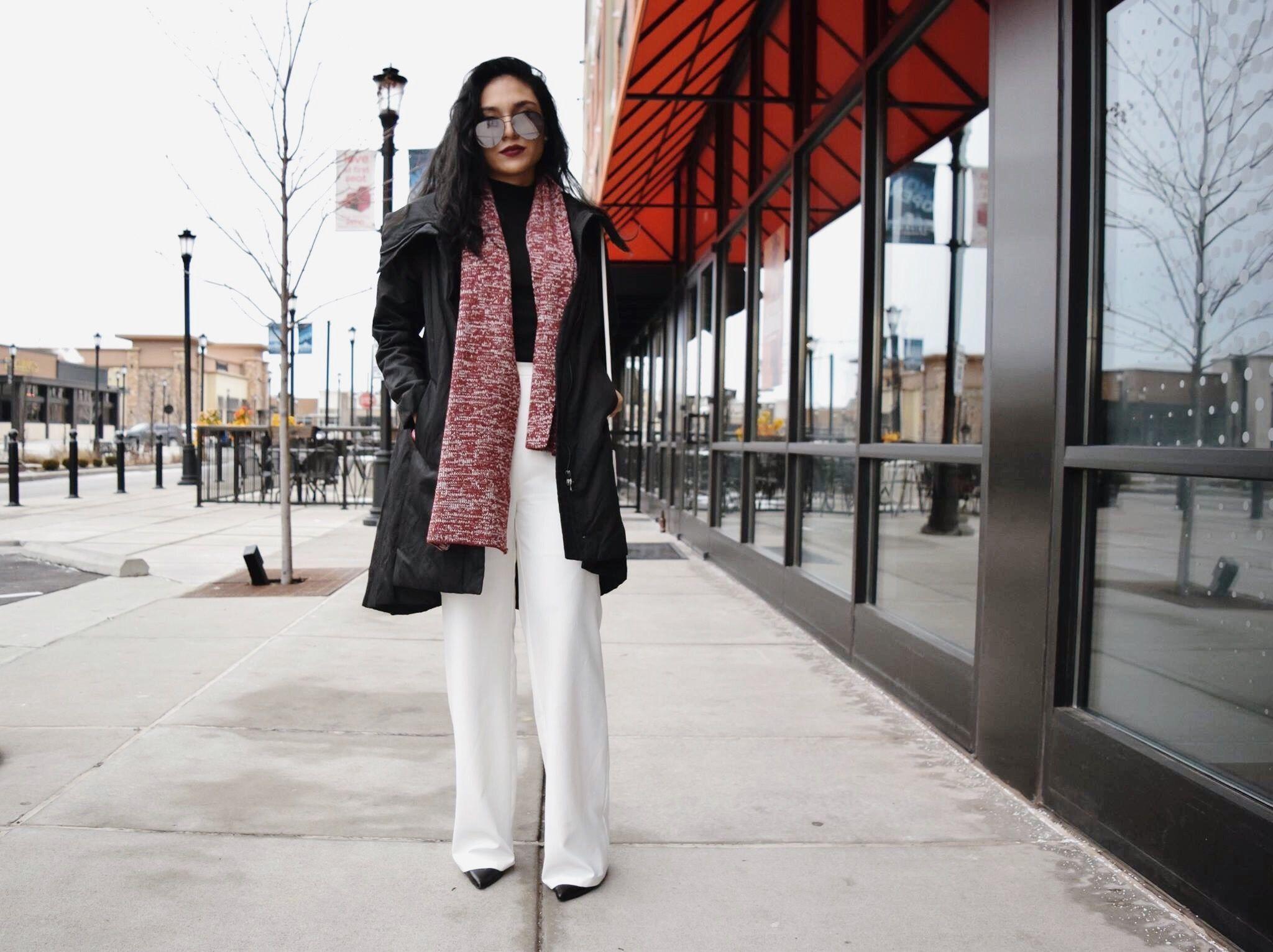 #minimalstyle #winteroutfit