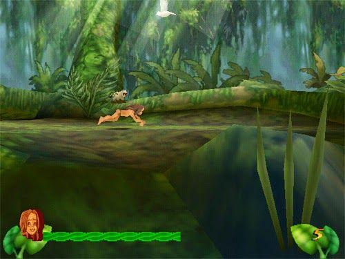 فرايف جيمز لعبة طرزان Tarzan Games Aquarium