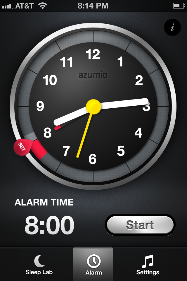 SleepTime Uses Your iPhone To Track Your Snooze [INVITES