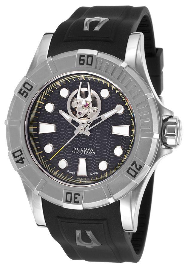 1790c879f8c Accutron by Bulova 63A110-SD Watches
