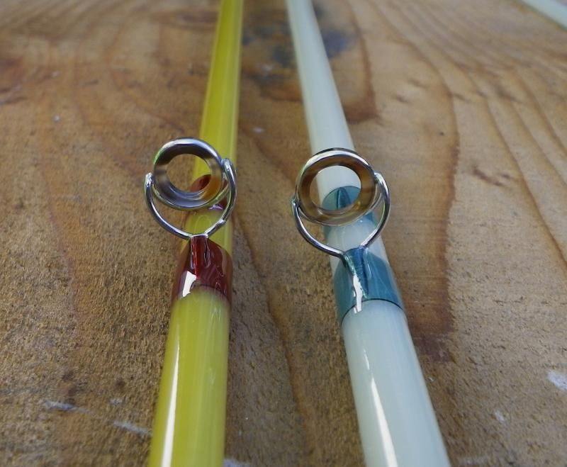 Vintage Bamboo Spinning Rod