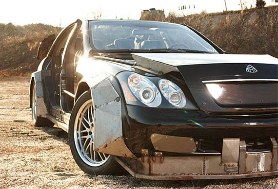 The Otis Maybach Maybach Otis Car