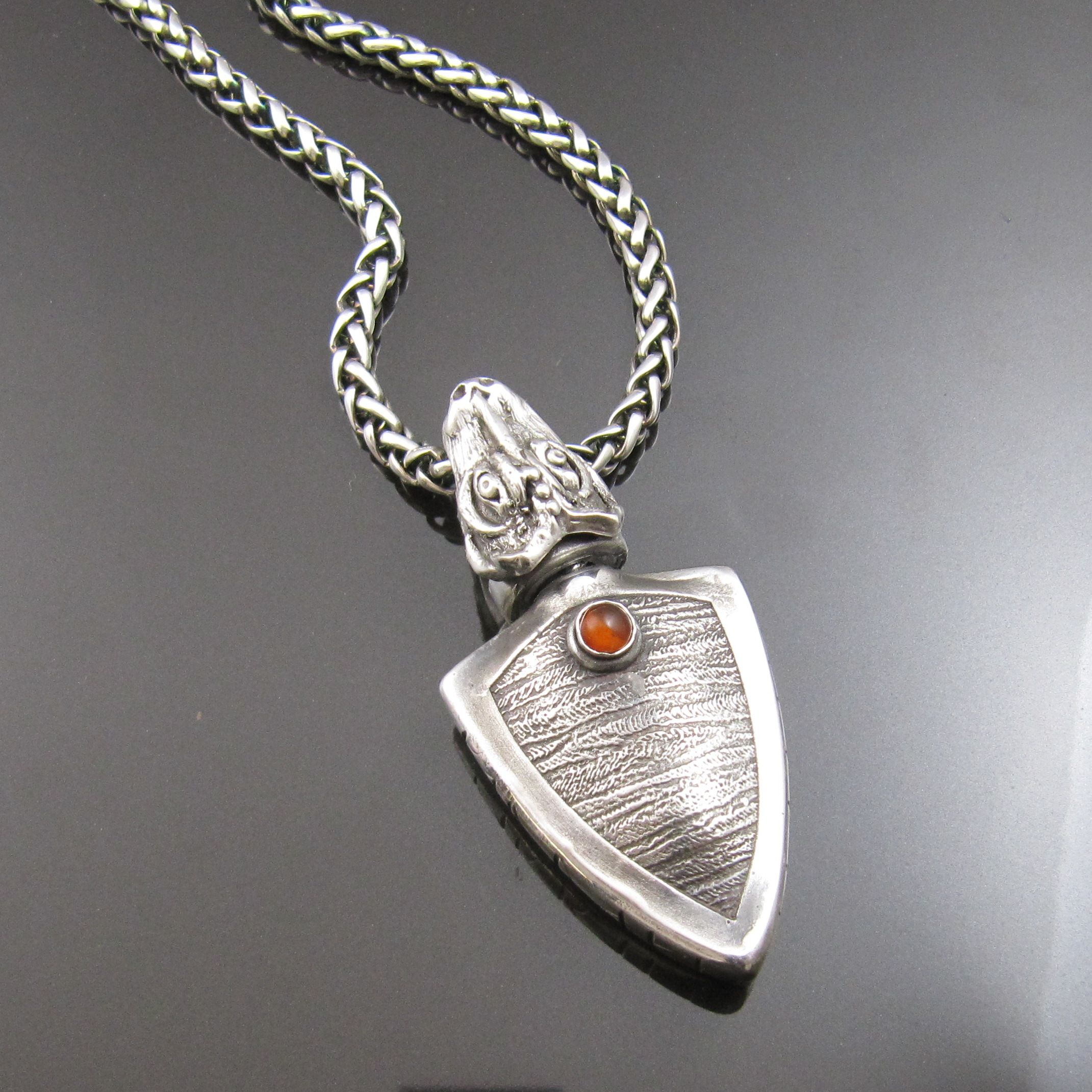 Midsummer's Dream Metal Clay Retreat Project #1 Freya's Tears Amulet by Tracey Spurgin http://st3729.wix.com/metal-clay-retreat
