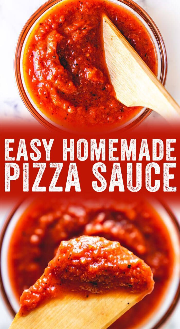 Photo of Easy Pizza Sauce Recipe (5 Minutes!) – A Couple Cooks
