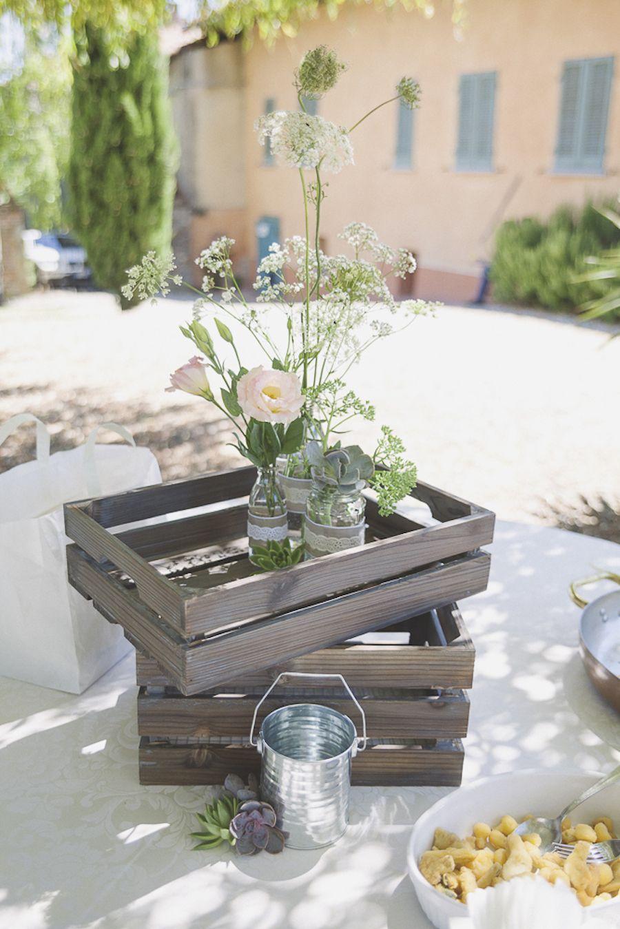 Wedding room decoration ideas 2018  Un matrimonio bucolico pieno di piante succulente in   one day