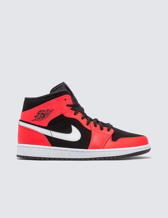 7a3345d08d1 Jordan Brand Air 1 Mid | Jordans in 2019 | Jordans, Jordan 1 mid ...