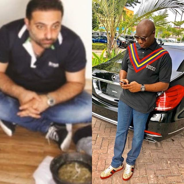 EFCC Arrests Instagram Celebrity, Mompha's Lebanese