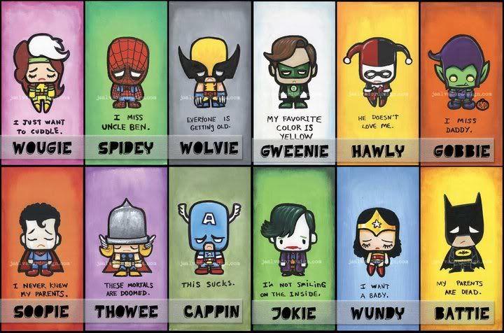 Super Emo Friends