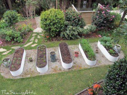 Garden ideas new zealand backyards outdoor spaces 48 ...