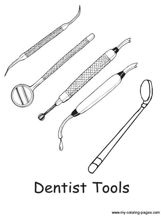 Herramientas dentista | Oficios | Pinterest | Dientes, Dental y ...