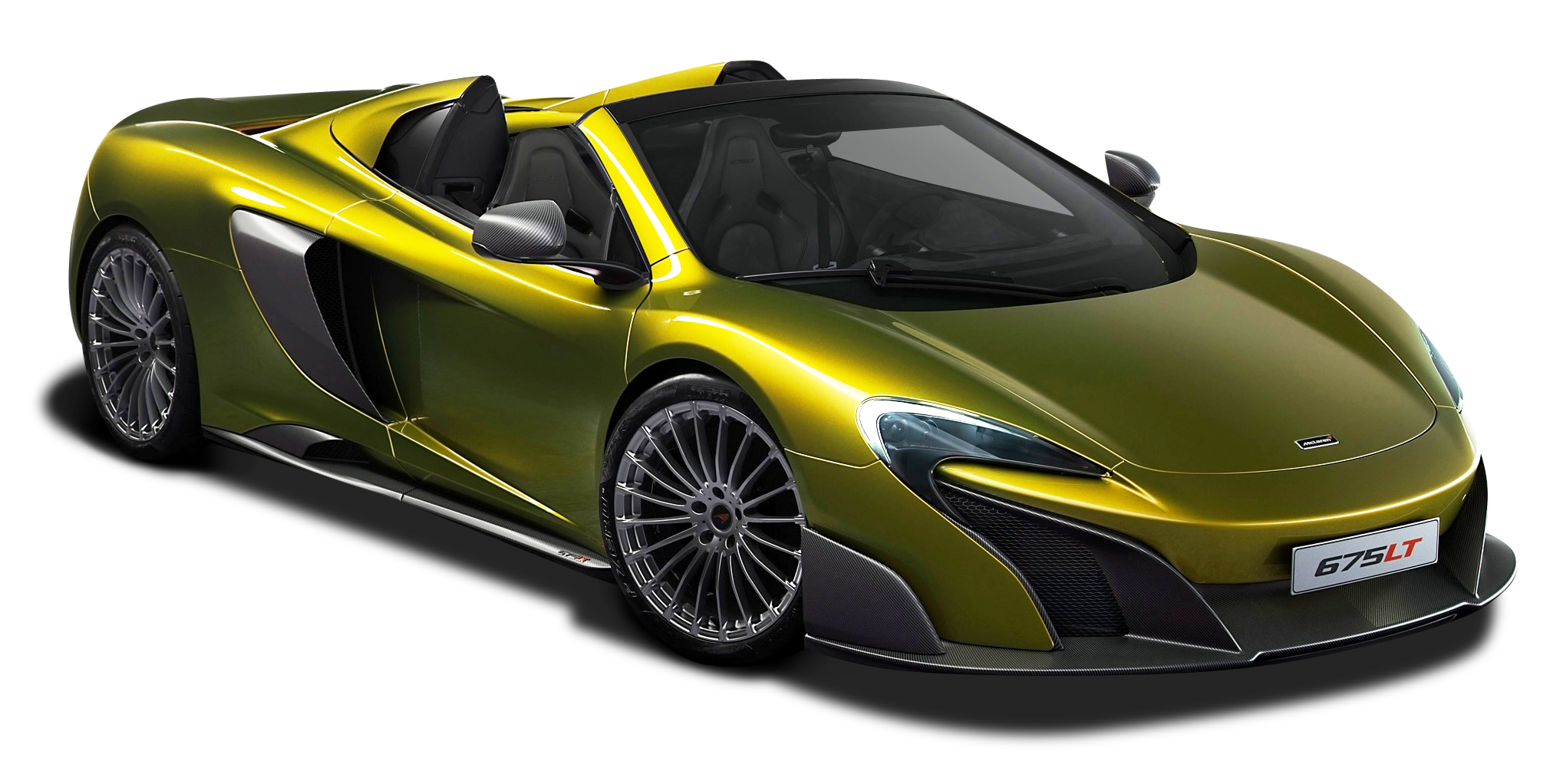 Download Green Mclaren 675lt Spider Super Car Png Image For Free Super Cars Mclaren 675lt Mclaren
