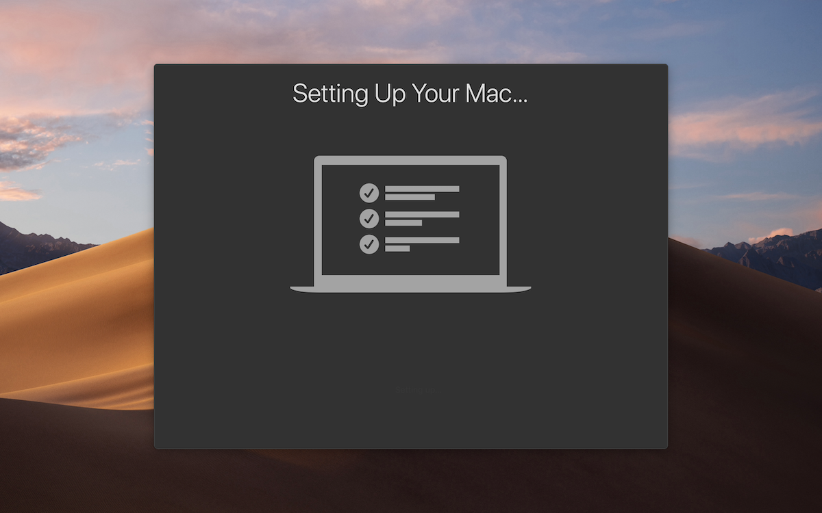 Setting up your Mac macOS Mojave | Technology | Mac, Technology