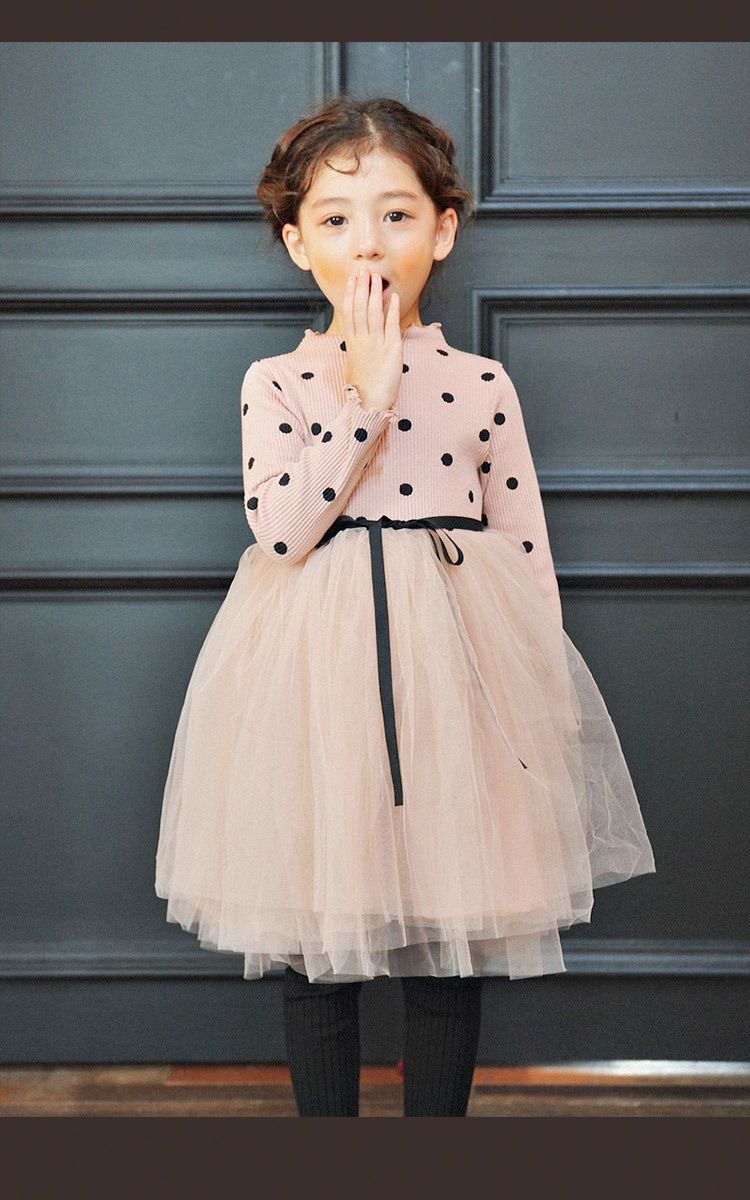 ddfb980f9cb72 子供服 結婚式 発表会 入学式に  ワンピース。子供服 ◇長袖子供ドレス ...