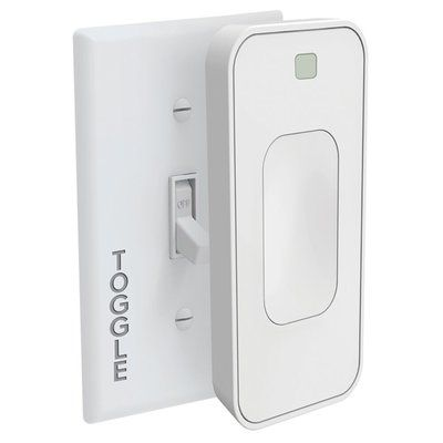 Switchmate Bright Toggle Smart Wall Mounted Light Switch Switchmate Smart Lighting Smart Switches