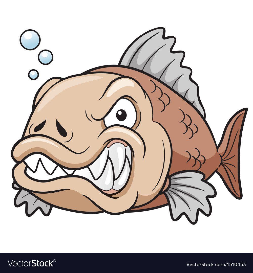 Fish Vector Image On