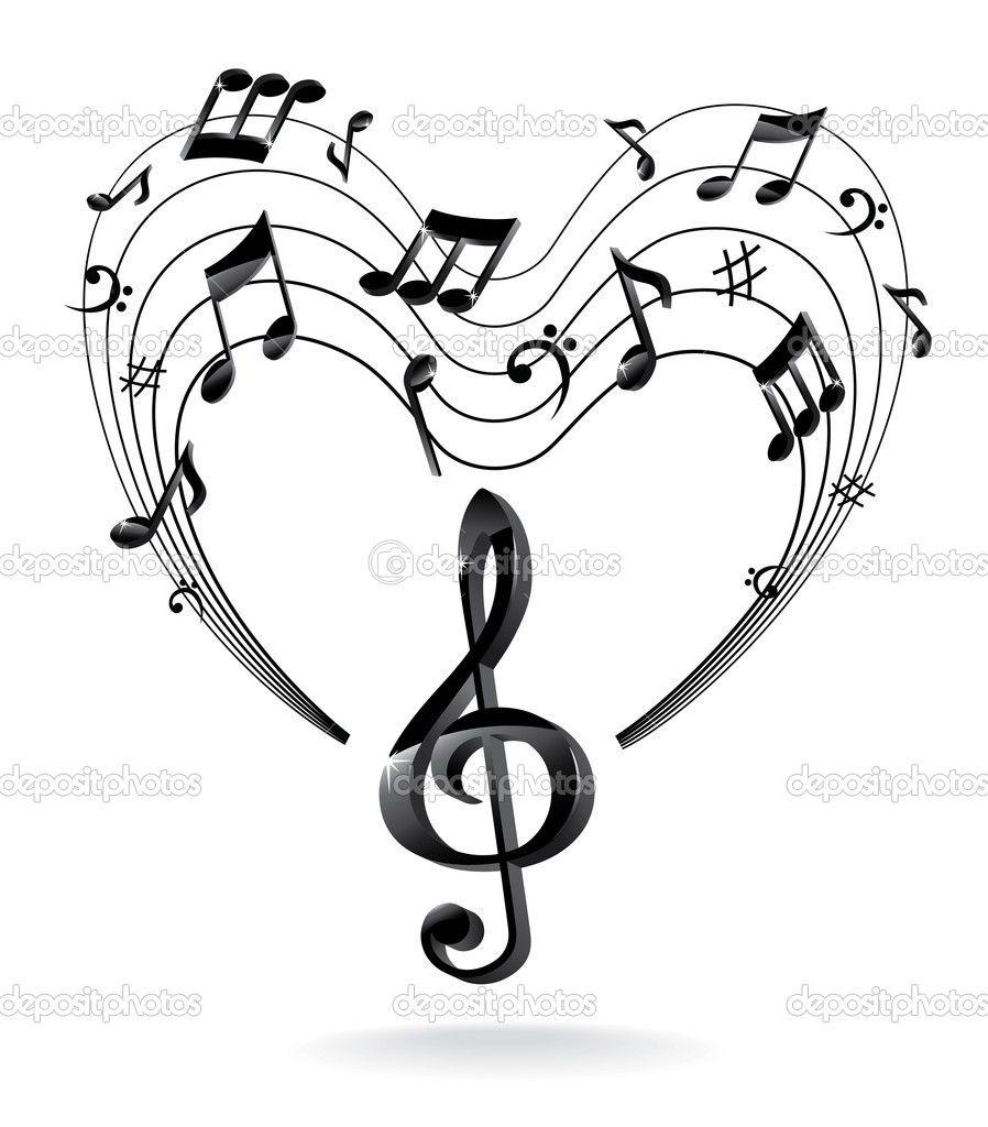 Musicnote - Google Search | MusicNotes | Pinterest