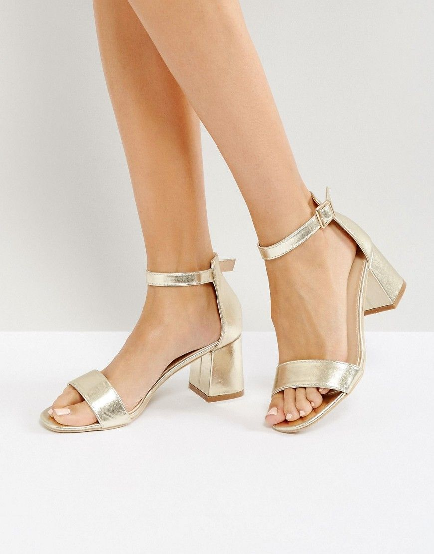 55ab9251554 Get this Glamorous s heeled sandals now! Click for more details. Worldwide  shipping. Glamorous