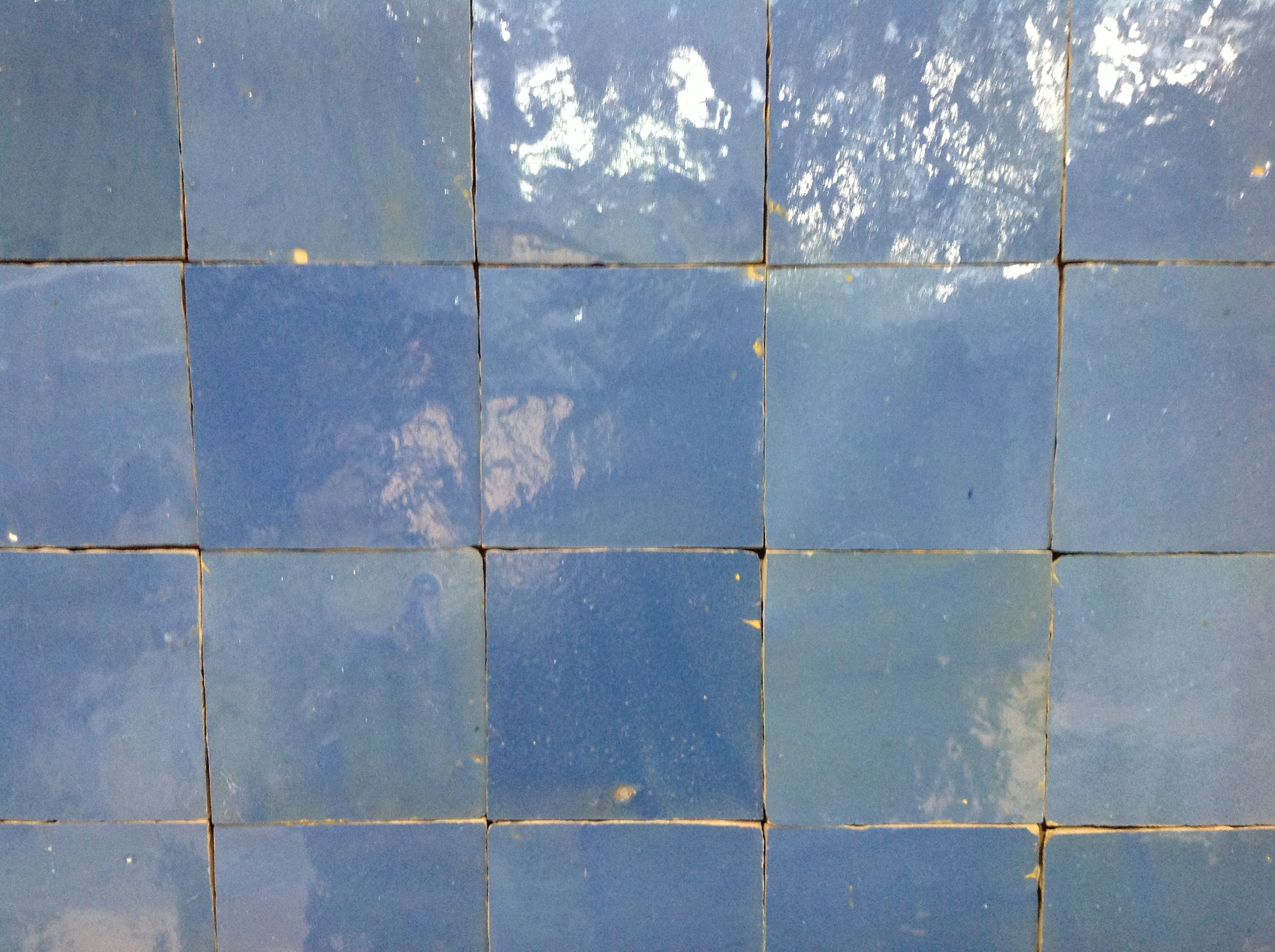 Handmade Zelliges tiles www.naturalstoneconsulting.co.uk | Zelliges ...
