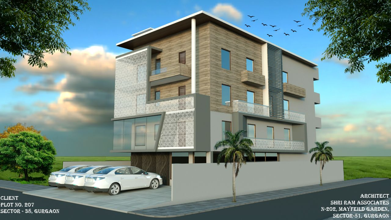 shri ram associates one of the best and top architects and interior