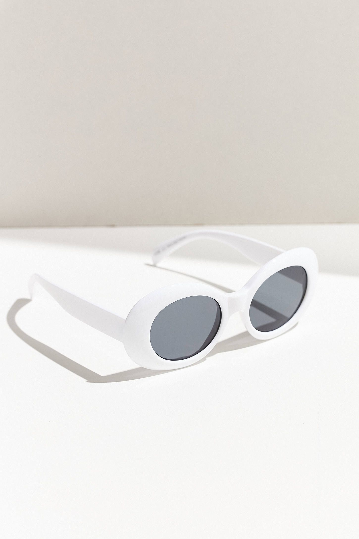 6edd9cdad6 Shop Venice Oval Sunglasses at Urban Outfitters today. We carry all the  latest styles, colors and brands for you to choose from right here.