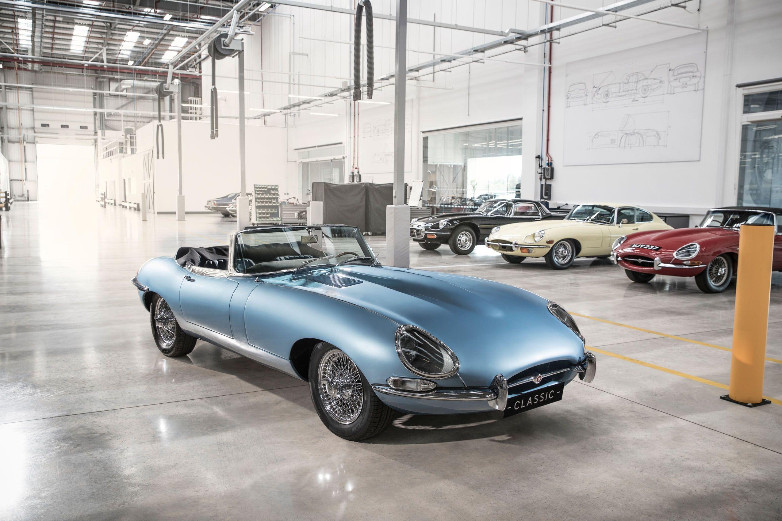 40+ Jaguar e type concept zero ideas