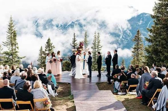Mountain Wedding Venues: The Most Breathtaking Wedding Venues In Colorado
