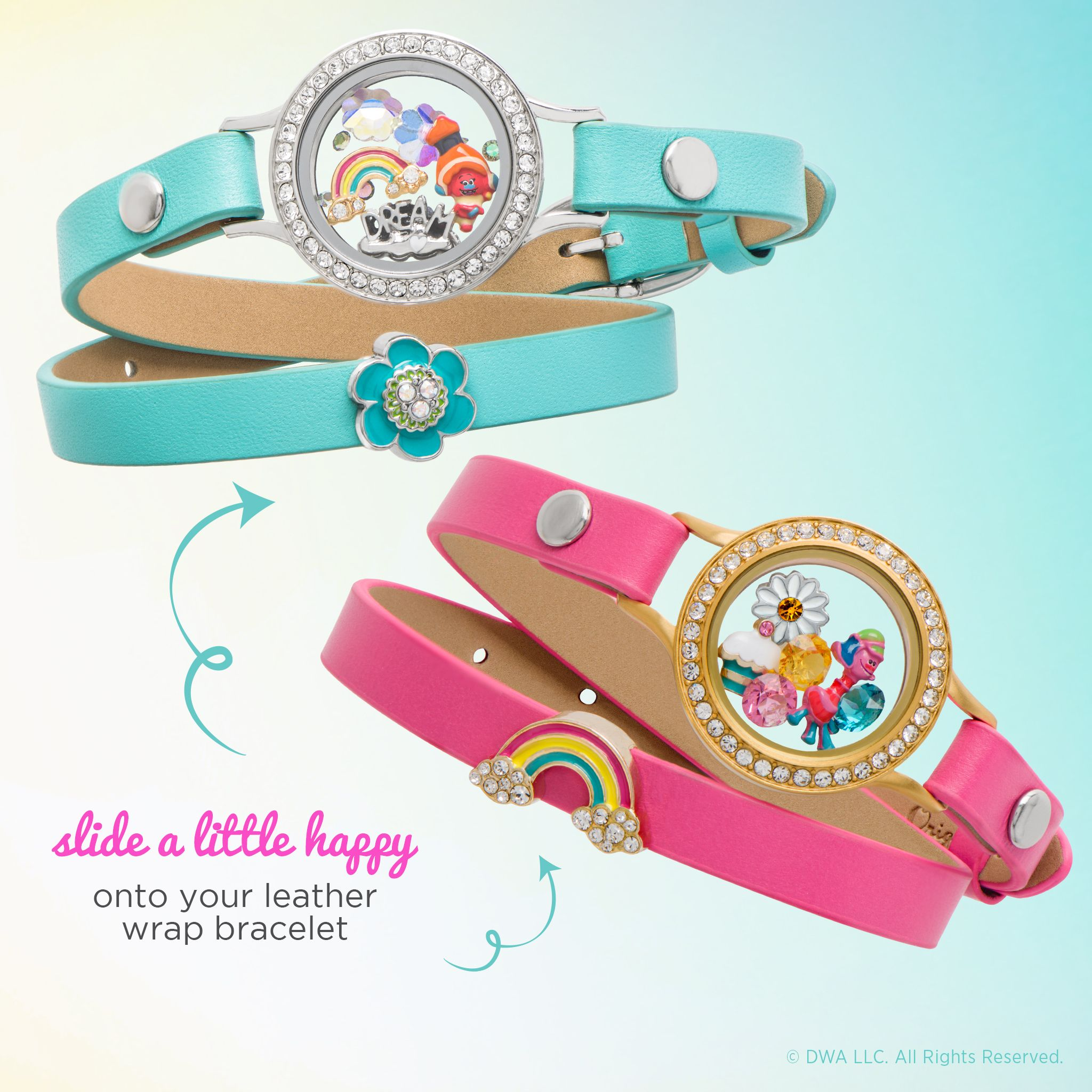 Origami Owl. New Trolls collection! Get yours here: www.CharmingLocketsByAline.OrigamiOwl.com