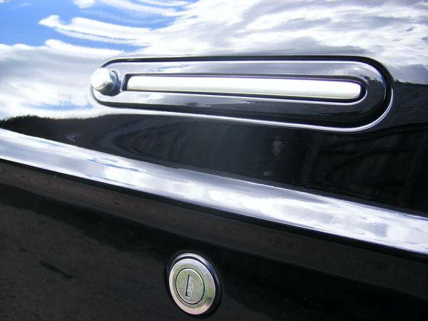 Fiat Barchetta Door Handle