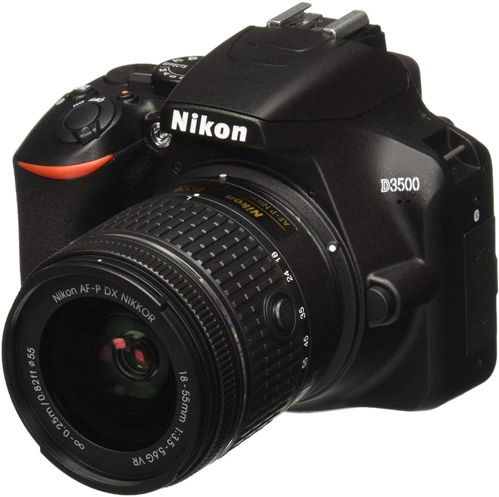 Nikon D3500 W Af P Dx Nikkor 18 55mm F 3 5 5 6g Vr Online Deals Nikon Digital Camera Best Dslr Camera Nikon