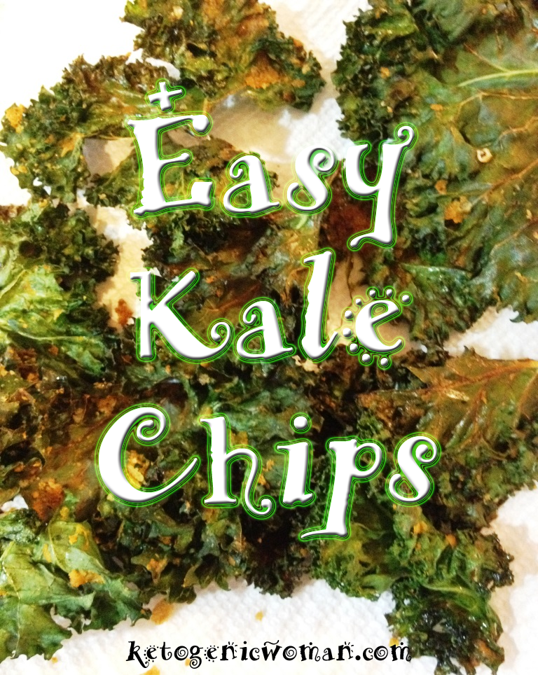 Easy Low Carb Kale Chips Making low carb Kale Chips in the oven is so easy and inexpensive! They make a great salty, crunchy snack and are gluten free. My son works in a grocery store and one of the things he loves to do is to show me new …  Continue reading →