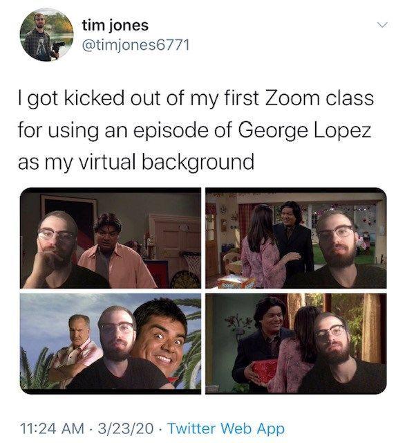 Zoom Meetings Funny Funny Zoom Meeting Class Memes Funny Tweets Meetings Humor