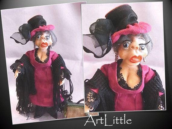 Almudena Moreno, ArtLittle - former dancer