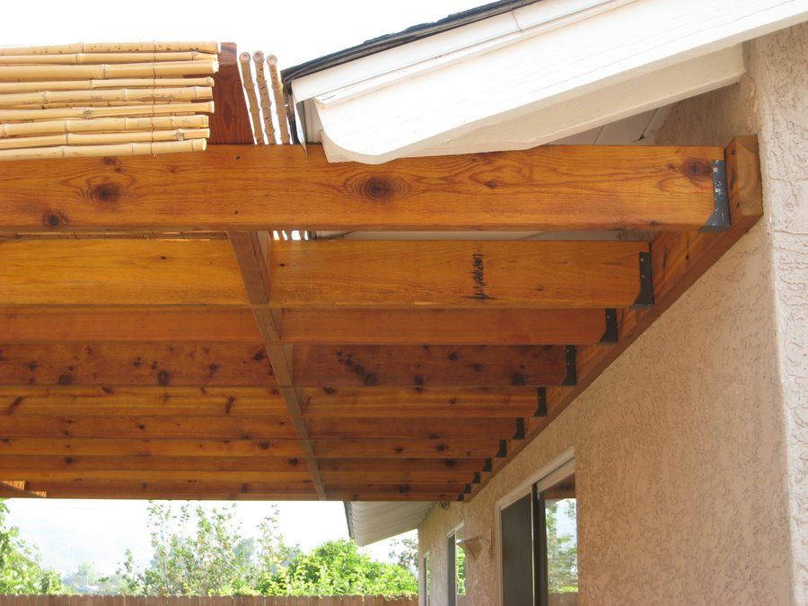 Covered patio designs backyard patio cover designs for Deck roof plans