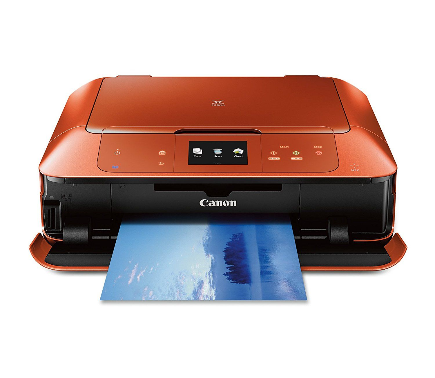 CANON MG7520 Wireless Color Cloud Printer with Scanner and