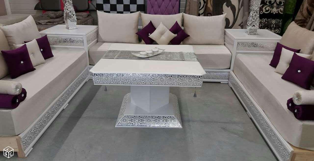 Salons Marocain Ameublement Ain Leboncoin Fr Dekorasyon